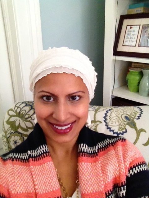 Sunday Fun-day Head Covering!